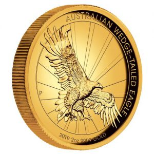 Australian Wedge Tailed Eagle 2019 1oz