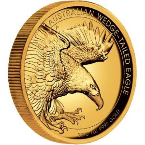 Australian wedge tailed eagle 2020 1oz